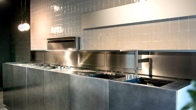 เนรมิตห้องครัวให้สวยเนี๊ยบกับ Boffi