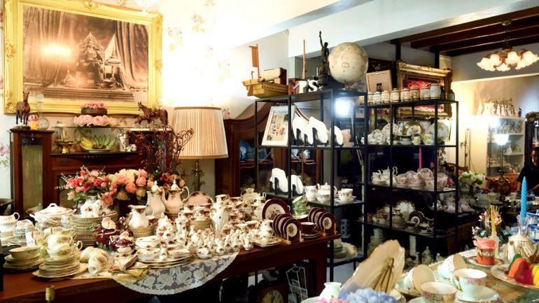 เช็คอิน Marquisntique ร้านที่คนรักเซรามิกเก่าแก่ไม่ควรพลาด