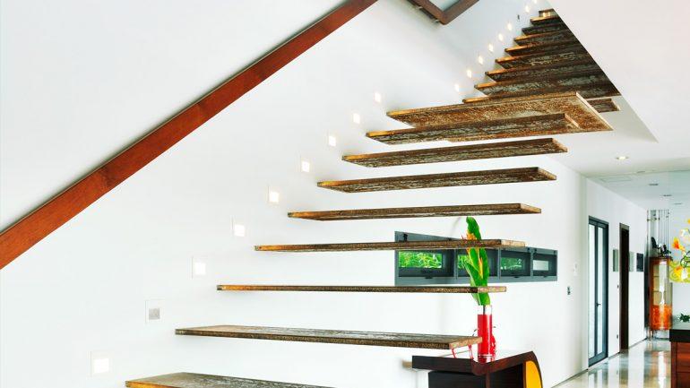 บันได 7 แบบสุดเก๋ที่จะทำให้บ้านคุณดูสวยล้ำ