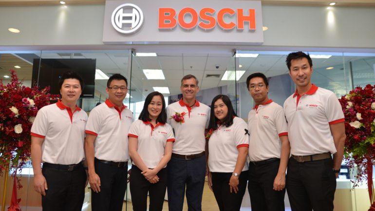 """เปิดตัว """"บ๊อช เอ็กซ์พีเรียนซ์ เซ็นเตอร์""""แห่งแรกในประเทศไทย"""