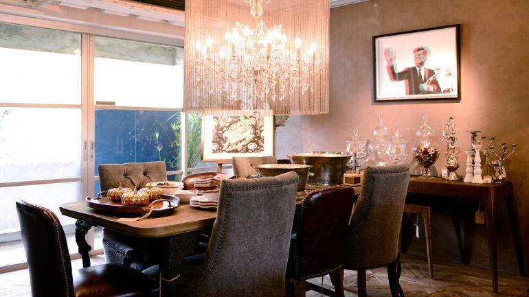 สวย ต่างอย่างลงตัวกับชุดโต๊ะอาหารจาก Casa Pagoda
