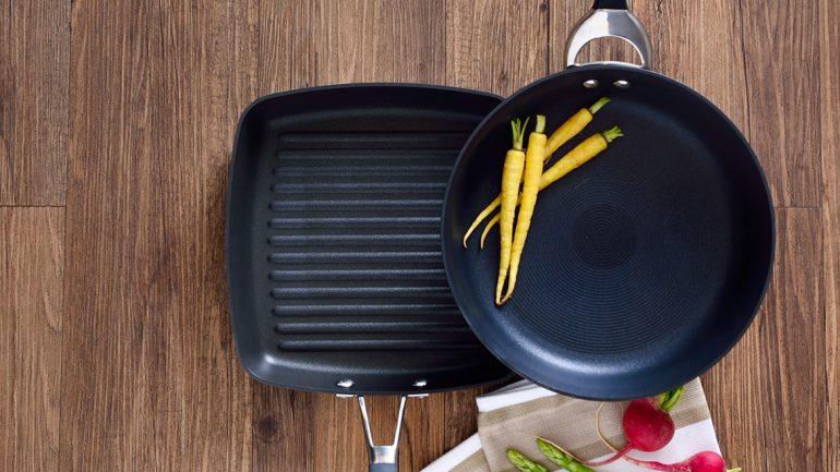 Grill Pan กระทะปิ้ง ย่างทำง่ายๆ ไม่ต้องก่อไฟ