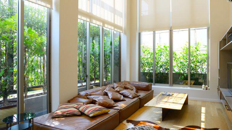 6 ไอเดีย ออกแบบบ้านเปิดรับธรรมชาติ