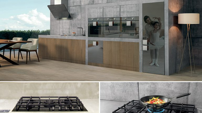 ชุดครัว Gorenje By Starck นวัตกรรมใหม่เรียบง่าย มีระดับจาก Phillipr Starck