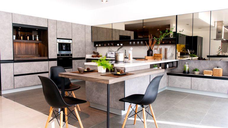 Modernform My Kitchen ชุดครัวที่แฝงกลิ่นอายธรรมชาติในแบบลอฟต์