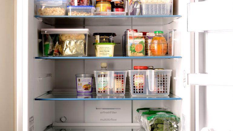 ชวนมาจัดระเบียบตู้เย็น ให้ใช้งานได้ง่ายๆ