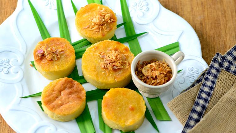 """เมนู """"หม้อแกงถั่ว"""" ขนมไทยทำง่ายๆ ที่บ้าน"""