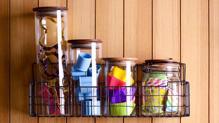 เพิ่มสีสันให้ห้องครัวด้วยอุปกรณ์ทำขนม