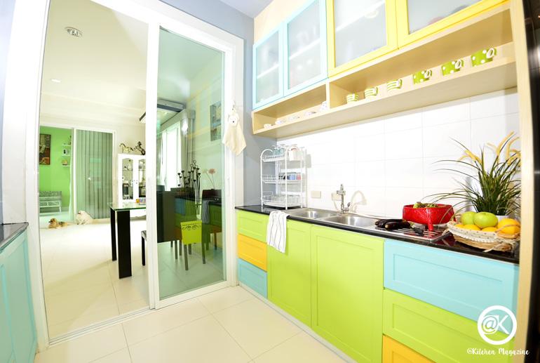 ชุดครัว Colorful 02_re