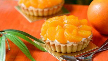 แจกสูตรพร้อมวิธีทำทาร์ตส้มสไตล์ญี่ปุ่น สดชื่นรับสงกรานต์