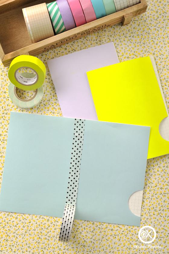 กระดาษ, อุปกรณ์, สมุดโน๊ต