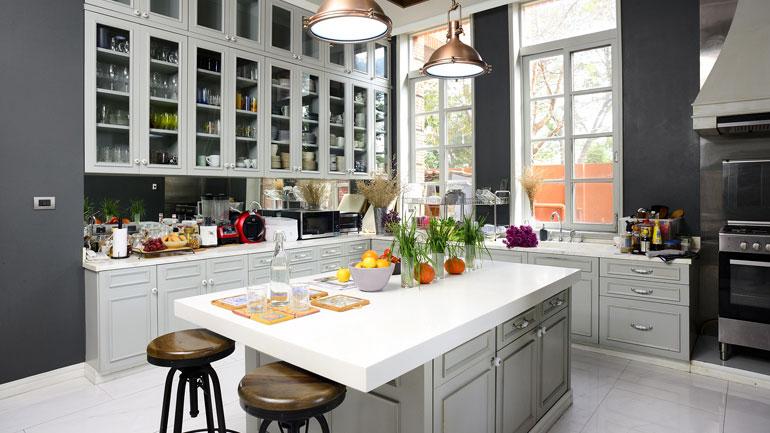 เลือกแปลนครัวแบบไหนให้เหมาะกับบ้านเราดีนะ