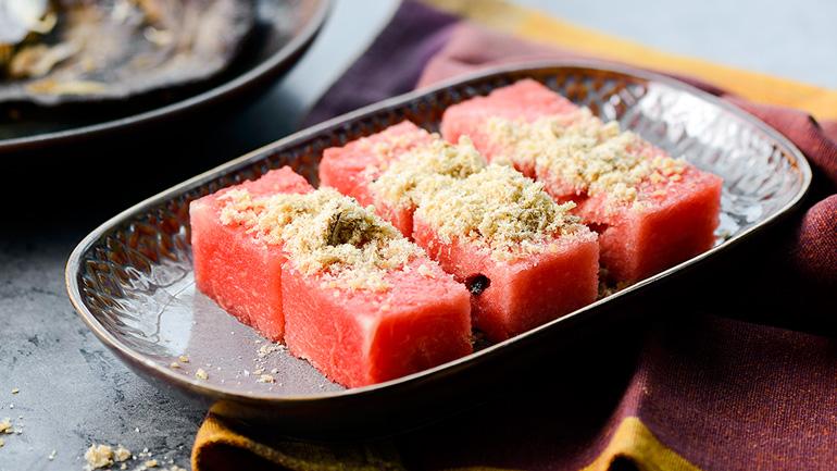 """ลองทำเมนู """"แตงโมปลาแห้ง"""" กินดับร้อนกันเถอะ"""