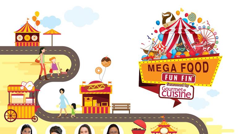 "Mega Bangna เอาใจสายกิน จัดงาน ""Mega Food Fun Fin Seasoned by Gourmet & Cuisine"" ชอปของดี ชิมของอร่อย"