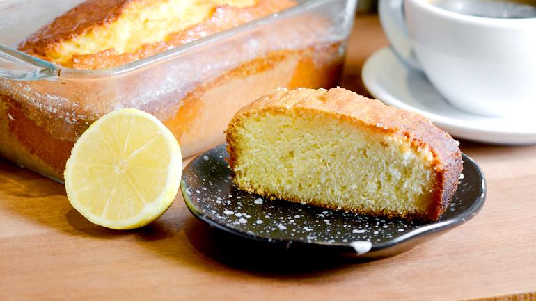 แจกสูตรเลมอนเค้ก ทำกินเองก็ได้ทำขายก็ดี