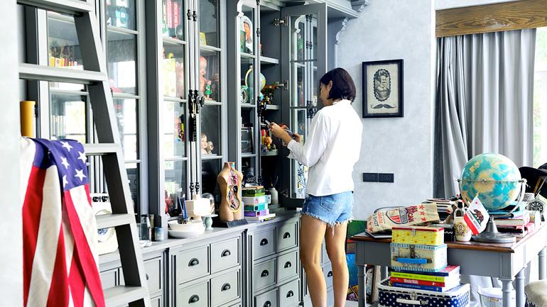Home of Inspiration โชว์รูมความสุขของนักออกแบบหัวใจวินเทจ