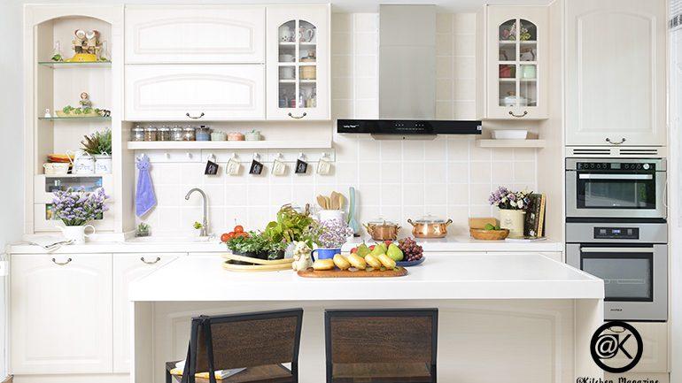 ไอเดียแต่งครัวสไตล์วินเทจ เป็นได้ทั้งครัวโชว์และครัวใช้งาน