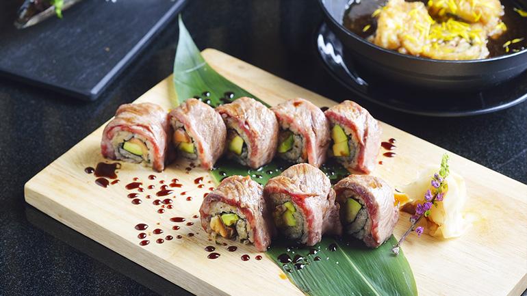 Matsusaka Roll หอมกลิ่นอายอาหารญี่ปุ่น