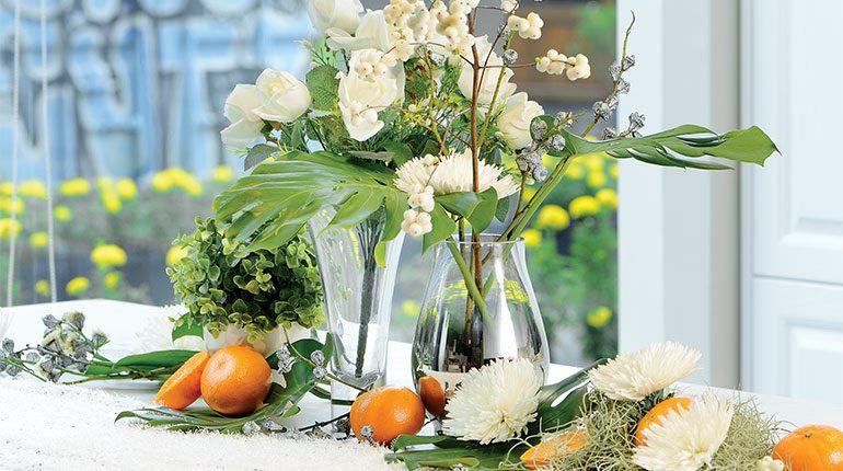 Sweet and Sour ตกแต่งโต๊ะสวยด้วยผลส้ม