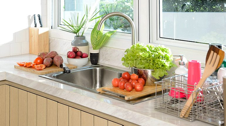 ไอเดียขจัดสารพัดกลิ่นด้วยวัตถุดิบในห้องครัว