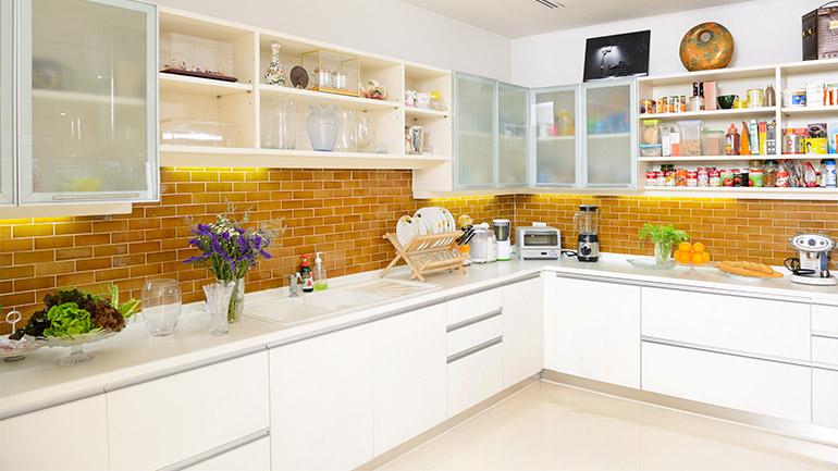 เทคนิควางแผนตกแต่งห้องครัวในฝันให้สวยสมใจ