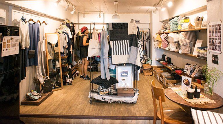 Fabric Living Shop  คาเฟ่และไลฟ์สไตล์ชอปของคนรักผ้า ย่านลาดพร้าว