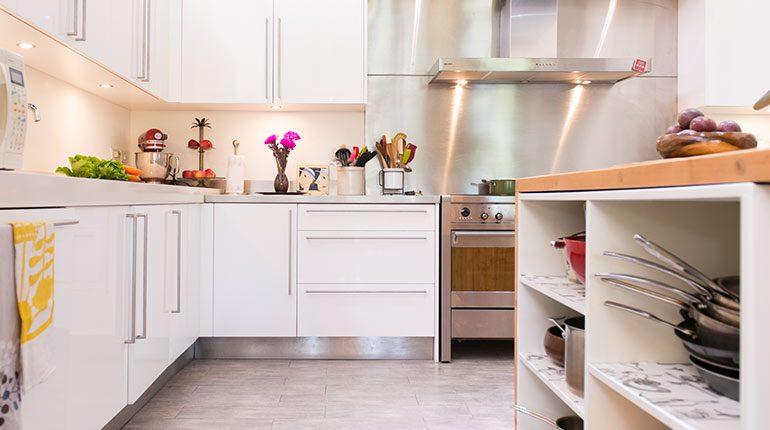 5 ทริคทำความสะอาดห้องครัวให้สะอาดหมดจด