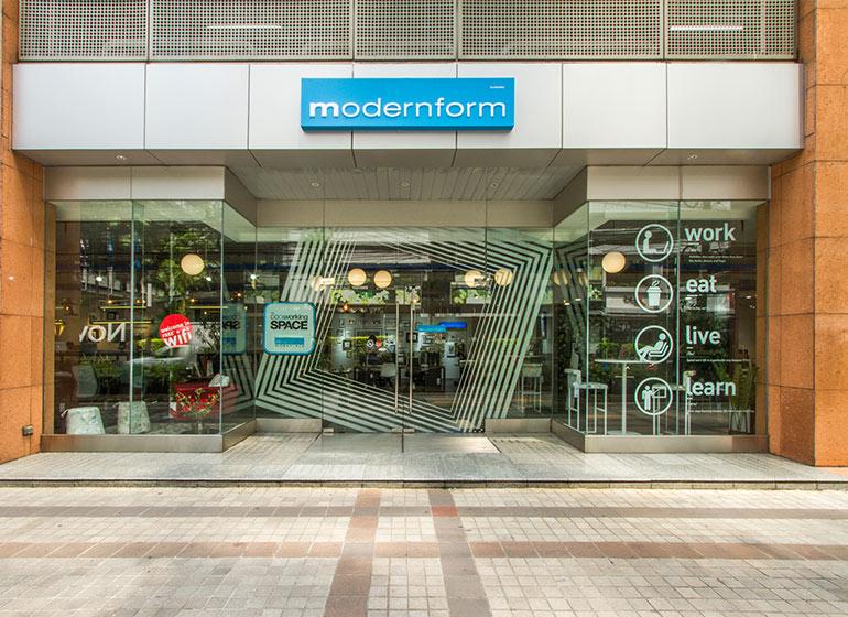 Modernform-plenjit