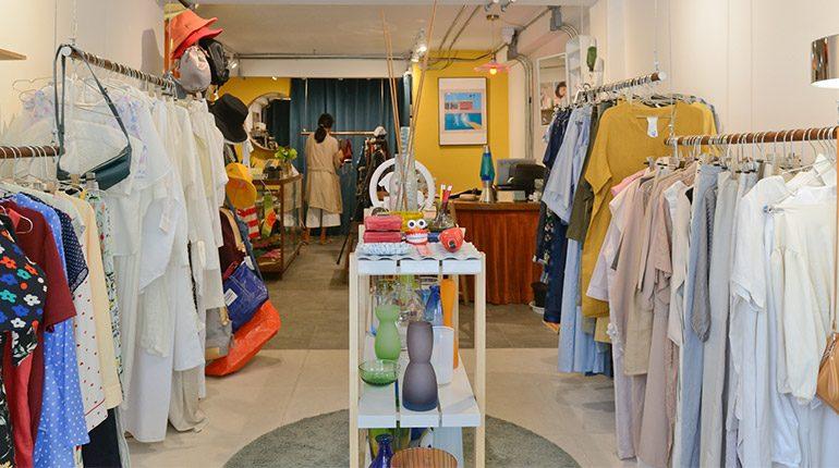 GLOC ร้านเสื้อผ้าของสายฮิปในซอยอารีย์