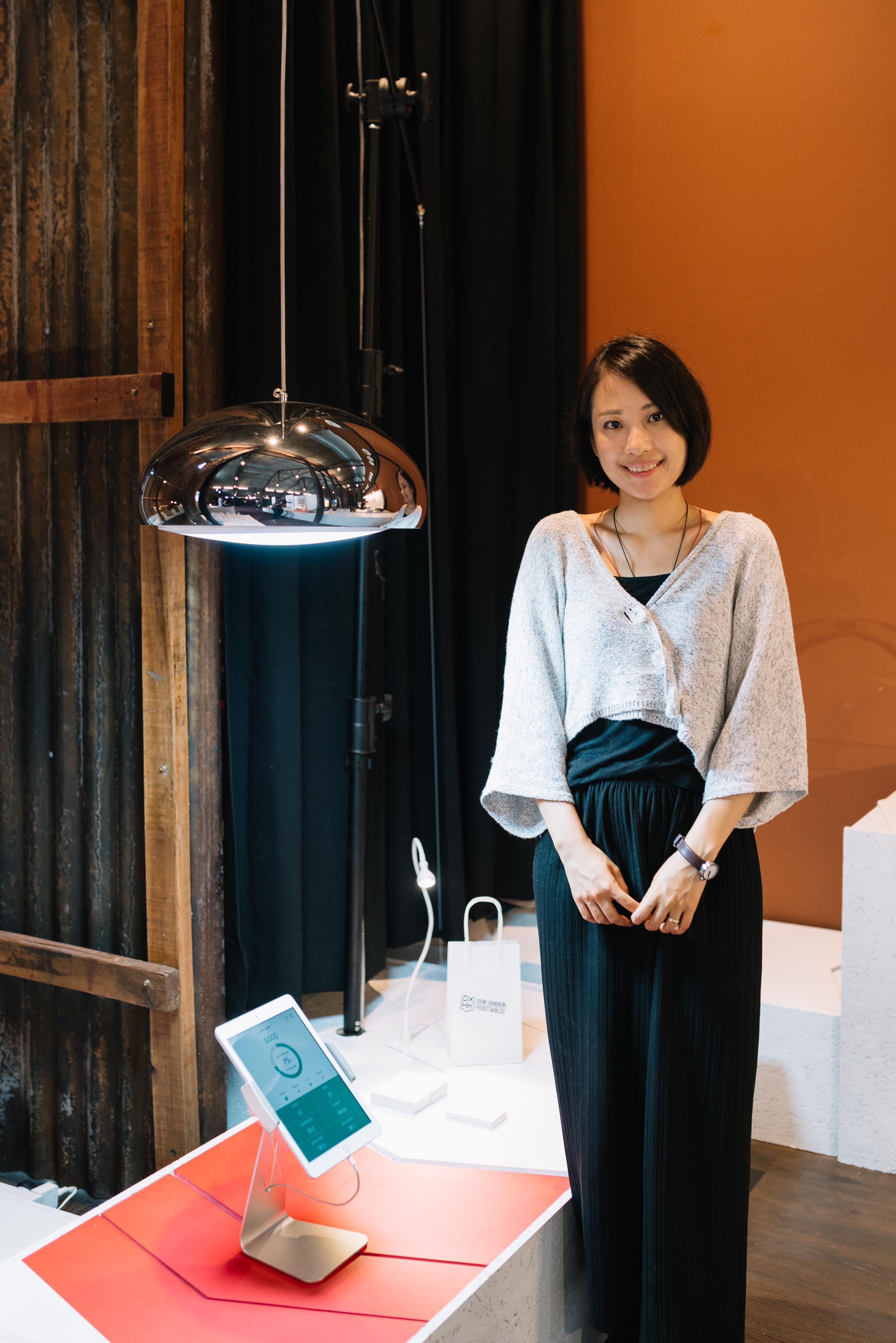 นางสาวมุย คิโนชิตะ ผู้ร่วมก่อตั้ง ASAและผลงาน
