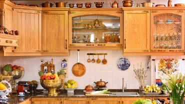 ตัวอย่างครัวไม้สไตล์คลาสสิค ที่เราไม่อยากให้คุณพลาด