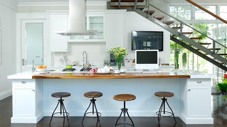 10 เทคนิคแต่งครัวสวย เหมือนหลุดมาจาก Pinterest