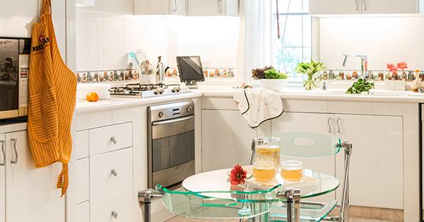 5 ไอเดียง่ายๆ จัดการงานครัวแบบไม่เปลืองแรง