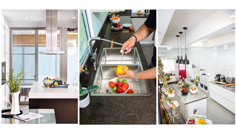 ข้อควรรู้กับ 3 งานระบบสำคัญในห้องครัว