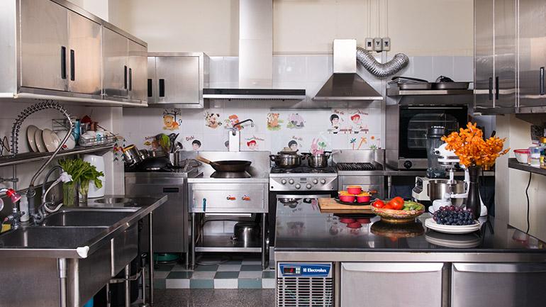 Chef's-kitchen