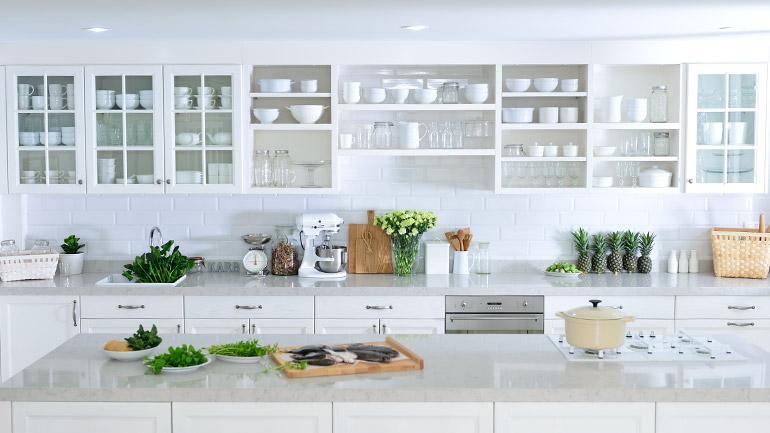 เรื่องตู้ๆ รู้ไว้ใช่ว่าถ้าอยากให้ครัวที่บ้านสวย ดูไม่รก น่าใช้งาน
