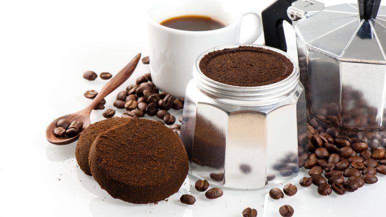 กากกาแฟ ทำอะไรได้มากกว่าที่คิด