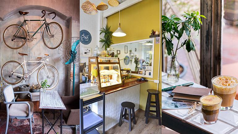 พาตะลอน 5 คาเฟ่ย่านเมืองเก่า กินขนม จิบกาแฟ ในบรรยากาศน่านั่งชิลสุดๆ