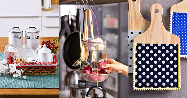 รวมไอเดีย DIY แปลงโฉมของไร้ค่าให้สวยและใช้งานได้จริง