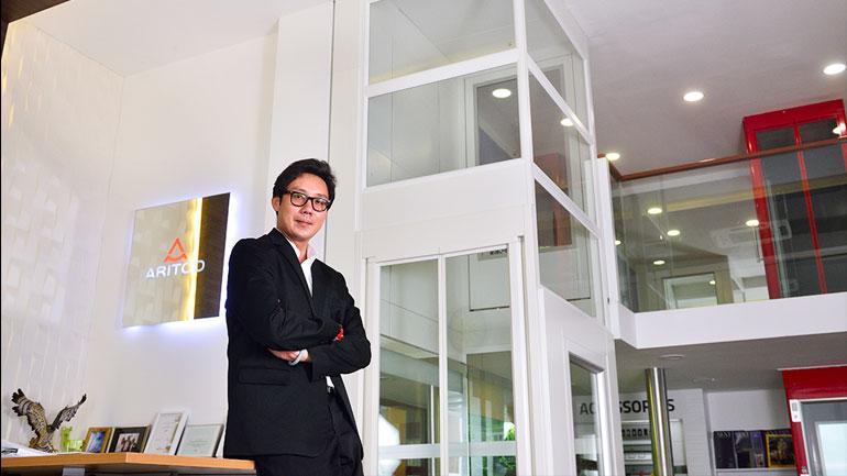 ARITCO Home Lifts  นวัตกรรมลิฟต์บ้านที่ออกแบบเพื่อทุกคน