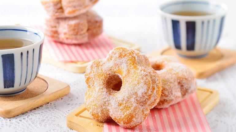 เซอร์ไพรส์วันแม่กับPumpkin Donut