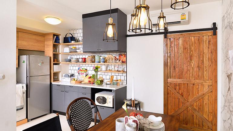 Design Your Own Kitchen ต่อเติมครัวหลังบ้านให้สวยถูกใจใช้งานได้สะดวก