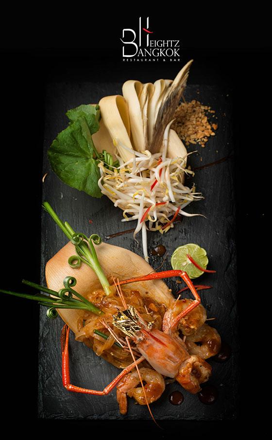 Phad-Thai---ผัดไทยกุ้งแม่น้ำ