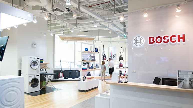 Bosch Experience Center แห่งแรกในประเทศไทย ตอบโจทย์ทุกไลฟ์สไตล์ไปกับเครื่องใช้ไฟฟ้าบ๊อช
