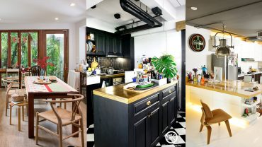 5 ไอเดียเลือกพื้นสวยให้เข้ากับครัวหลากสไตล์