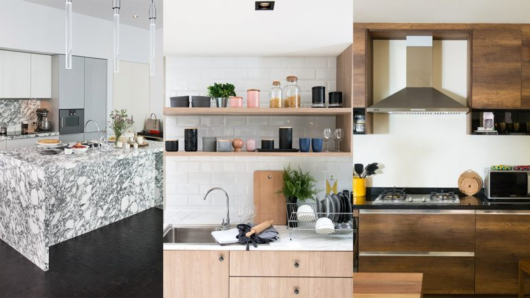 เลือกท็อปเคาน์เตอร์ครัวแบบไหนให้ชัวร์และใช่สำหรับครัวคุณ ?