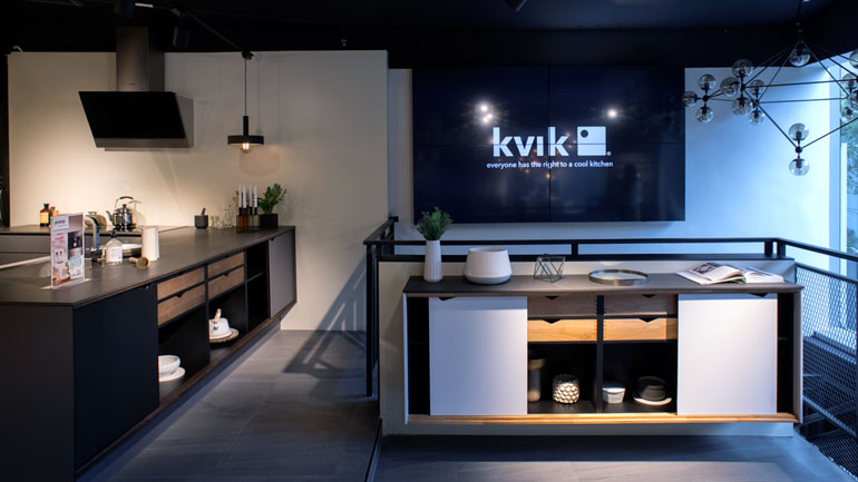 Kvik Furniture : Real Danish Kitchen