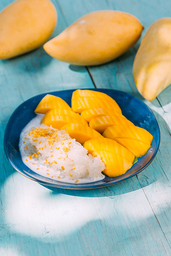 Mango-and-Sticky-Rice