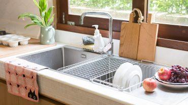 เลือกอ่างล้างจานและก๊อกน้ำอย่างไรให้ตอบโจทย์