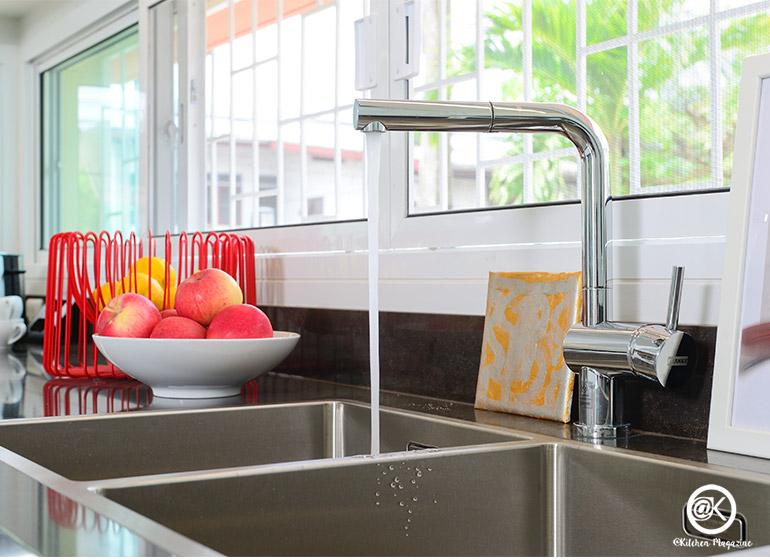เทคนิคเลือกอ่างล้างจาน